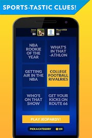Sports Jeopardy! Screenshot 5
