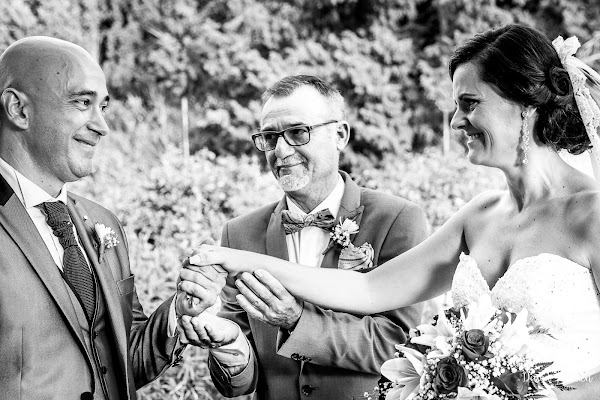 Fotógrafo de bodas Aida Recuerda (aidarecuerda). Foto del 24.02.2017