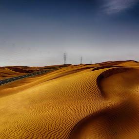 Feeling  by Arslan Mughal - Landscapes Deserts ( desert )