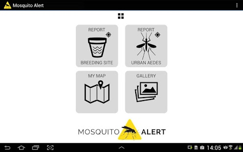 Mosquito Alert- screenshot thumbnail