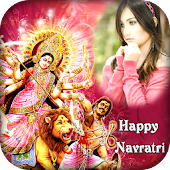 Navratri Photo Frame Editor