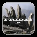 Friday ROCKS! icon
