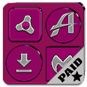 Pink Icon Pack v1.2 (Paid) icon
