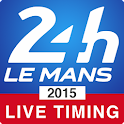 Le Mans 24H 2015 Live Timing icon