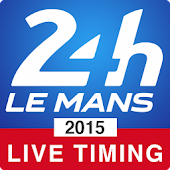 Le Mans 24H 2015 Live Timing