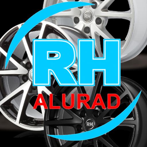 RH Alurad 4D Felgeneditor 遊戲 App LOGO-硬是要APP