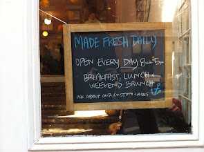 Photo: Made Fresh Daily was the name of the place, not a promise.