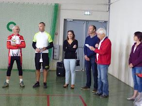Photo: Distribution des prix en présence de François Lépineux, maire de Brax, et de Camille Pouponneau, conseillère départementale