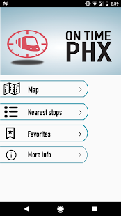 On Time PHX- screenshot thumbnail