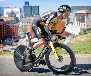 """Primoz Roglic wil in laatste etappe Ronde van het Baskenland een gooi doen naar de leiderstrui: """"We zullen een goede strategie nodig hebben"""""""
