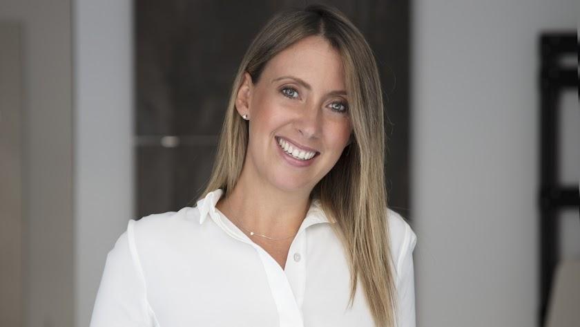 Pilar Martínez-Cosentino, vicepresidenta adjunta de la mulrinacional Cosentino