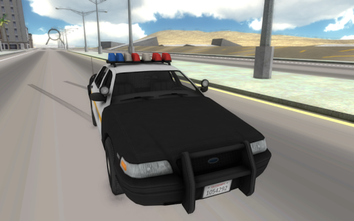 Fast Police Car Driving 3D 1.17 screenshots 7