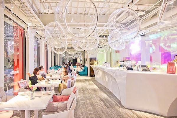 CH-EAT & DRINK♥台北東區超夯打卡點~夢幻粉紅泡泡約會餐廳!捷運忠孝敦化♥Livia's Wonderland薇笑樂園
