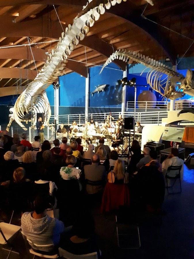 07 giugno 2017 – Concerto Orchestra Jazz al Museo di Storia Naturale di Livorno