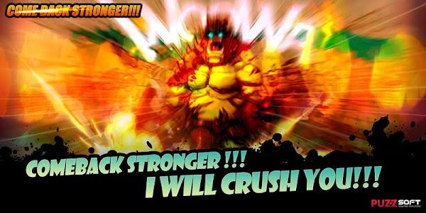 Come Back Stronger v1.01 (Mod Money)