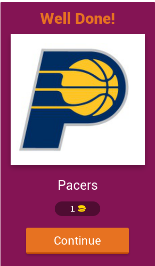 NBA Quiz- screenshot