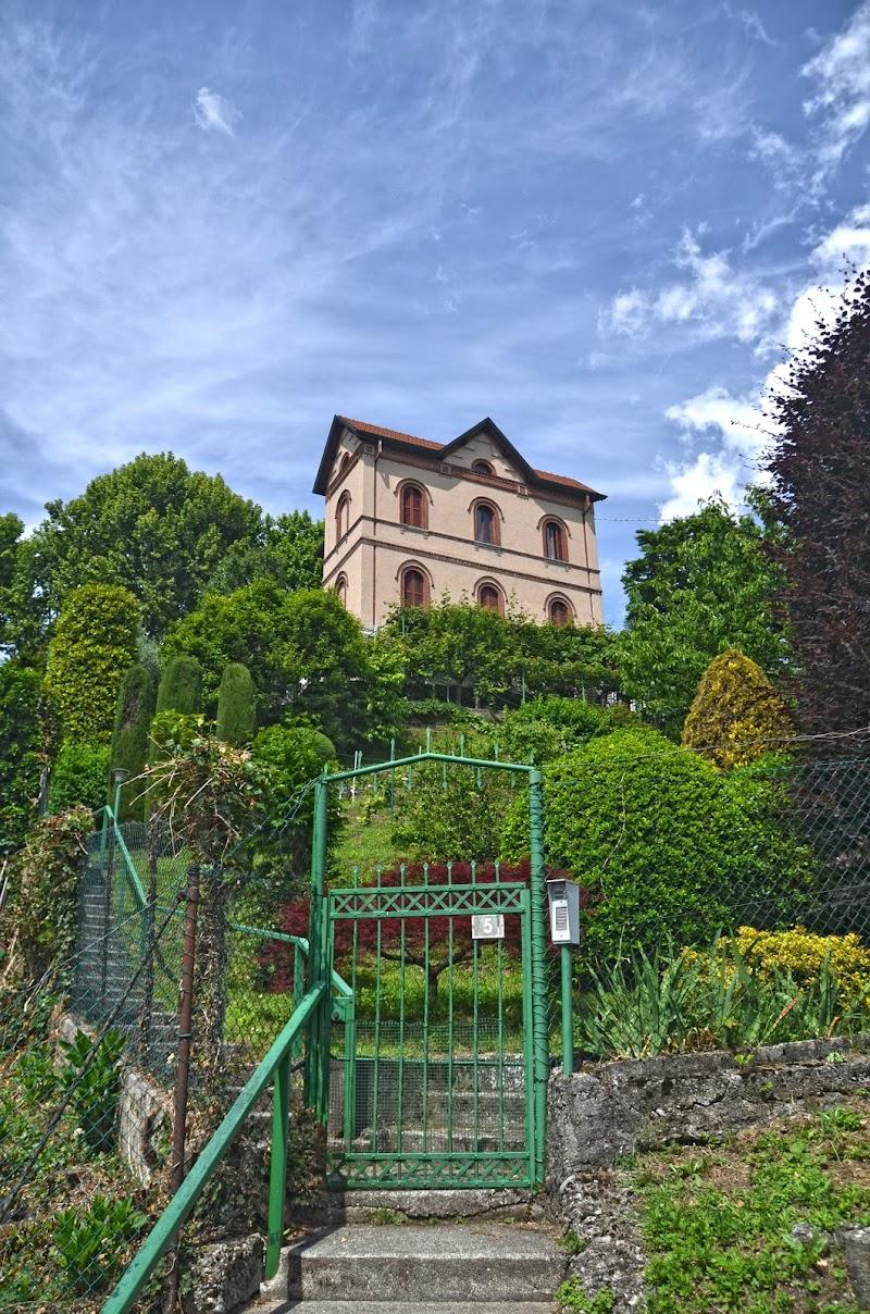 La casa del Dottore - Villaggio Crespi di Migliu