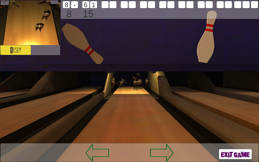 10 Zombie Bowling screenshots 19