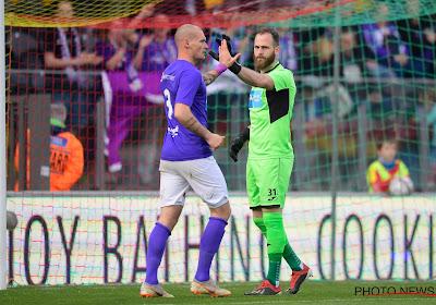 Le Beerschot propose un. nouveau contrat à Mike Vanhamel après l'intérêt d'Anderlecht