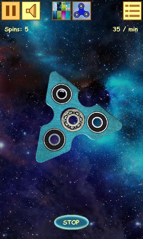Fidget Spinner- screenshot