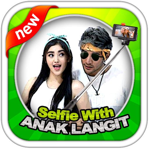 Selfie With Anak Langit
