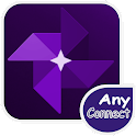 AnyConnect real-time VideoPTT icon