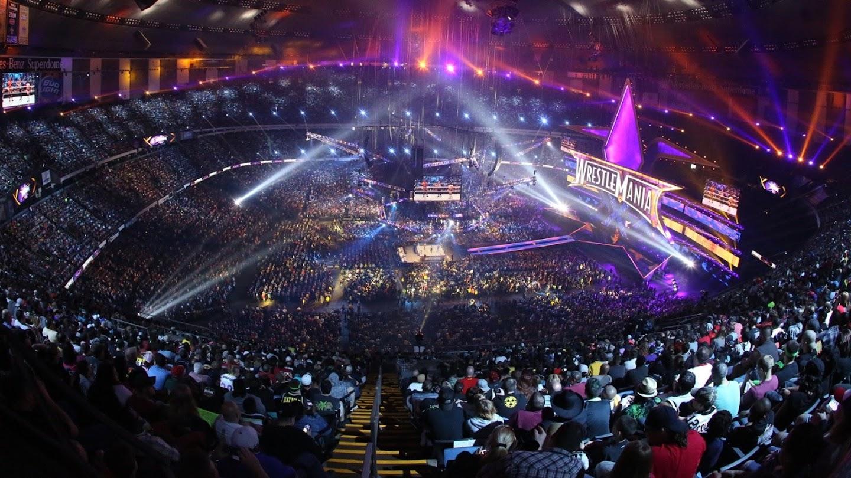 Watch WWE WrestleMania 30 live