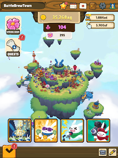 BattleSky Brigade TapTap Screenshot