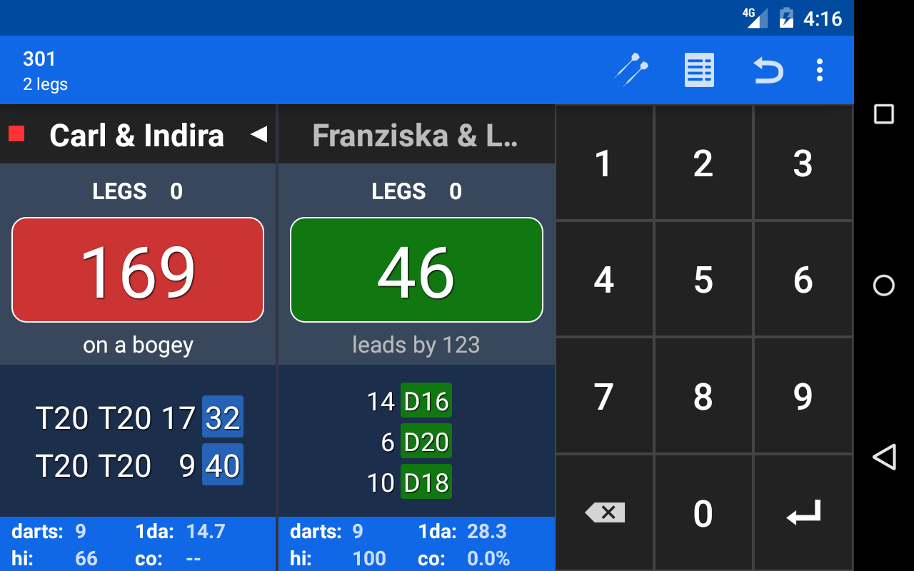 darts scoreboard android apps auf google play. Black Bedroom Furniture Sets. Home Design Ideas