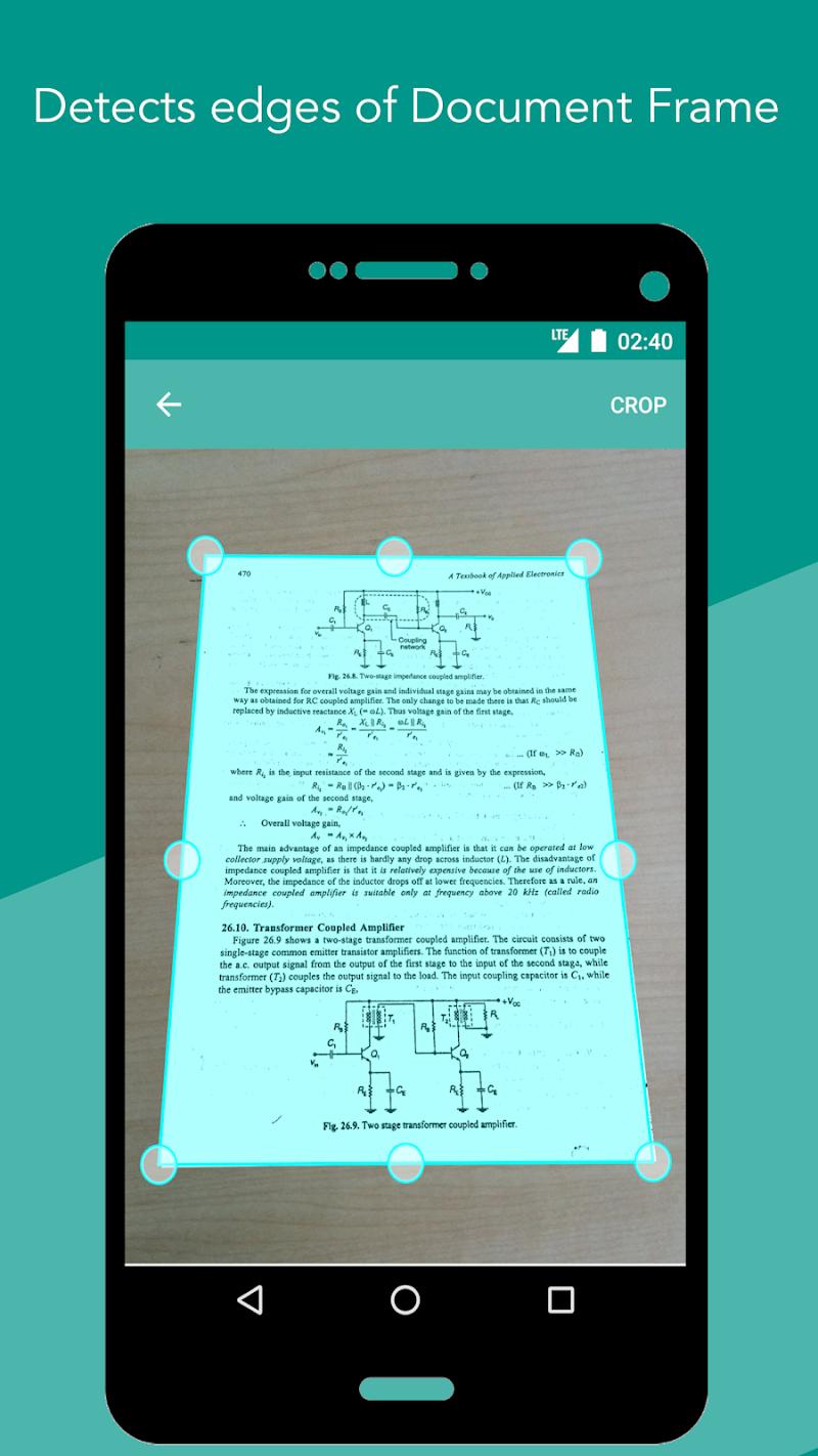 Smart Scan : PDF Scanner Screenshot 2