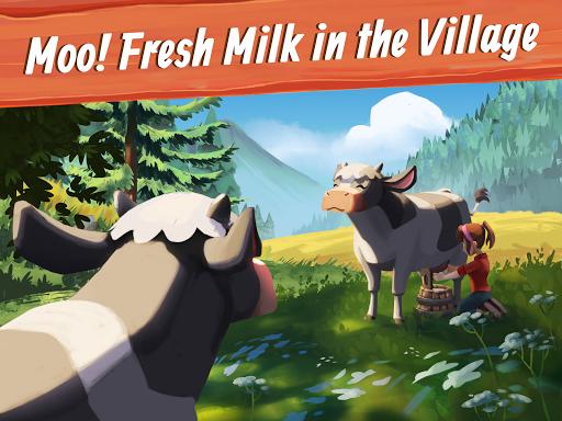 Big Farm: Mobile Harvest u2013 Free Farming Game filehippodl screenshot 8