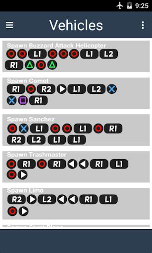 Download Unofficial <b>Cheat Codes GTA 5</b> Google Play softwares ...