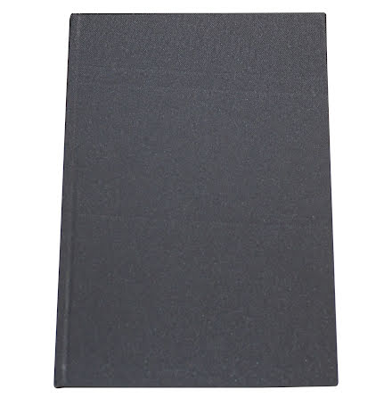 Anteckningsbok Tyg A5 grå