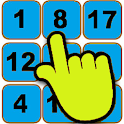 Touch the Numbers For Kids icon