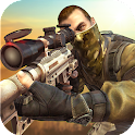 Bravo Sniper: War Shooter 3D icon