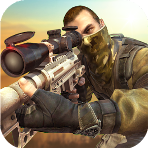 Bravo Sniper: War Shooter 3D for PC and MAC