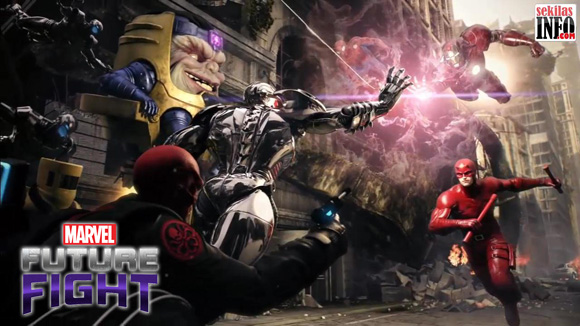 Game Marvel Future Fight