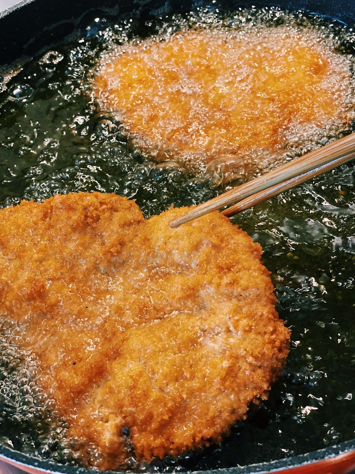 Japanese Fried Pork Chops