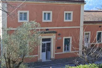 Photo: ex-padiglione Zurli, attuale sede ASL 2 Hospice
