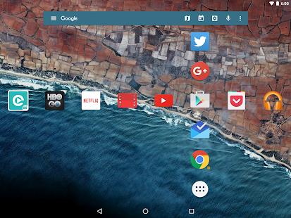 Action Launcher 3 Screenshot 9