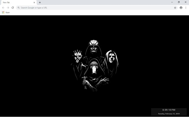 Queen New Tab & Wallpapers Collection