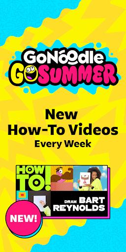 PC u7528 GoNoodle - Kid Movement & Mindfulness Videos! 1