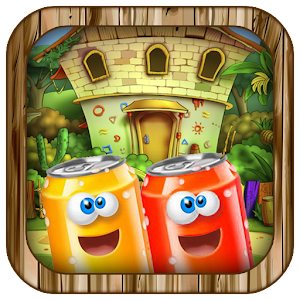 Cans Crush – Match 3 for PC and MAC