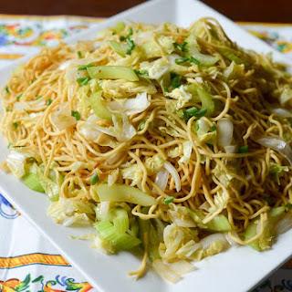 Panda Express Chow Mein.