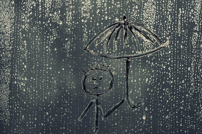 Uffa! La pioggia ! di Furlissima
