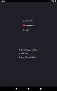 App Dark Mode APK for Windows Phone
