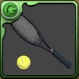 仁王のテニスラケット