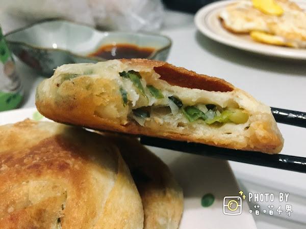 周家蔥油餅 | 基隆在地早餐
