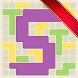 表面トリミノ:面積を増やします。ミニゲーム。 - Androidアプリ