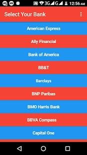 USA Online Mobile Banking - náhled